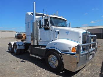 Unreserved 1998 Kenworth T401 6x4 Prime Mover