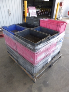 Assorted Storage Tubs (Pooraka, SA)