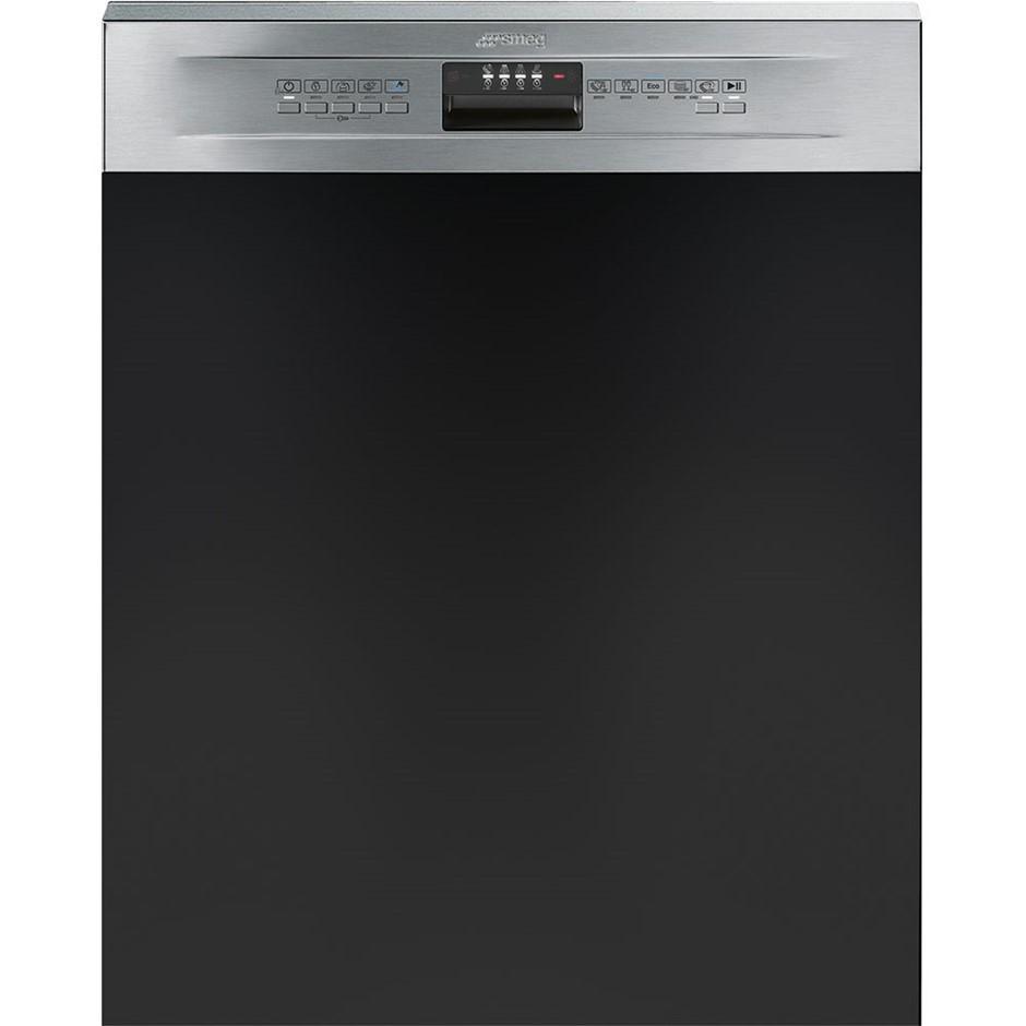 Smeg 60cm Semi-integrated Dishwasher, Model: DWAI6314X