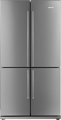 Smeg 583L Stainless Steel Fridge, Model: FQ60XPA