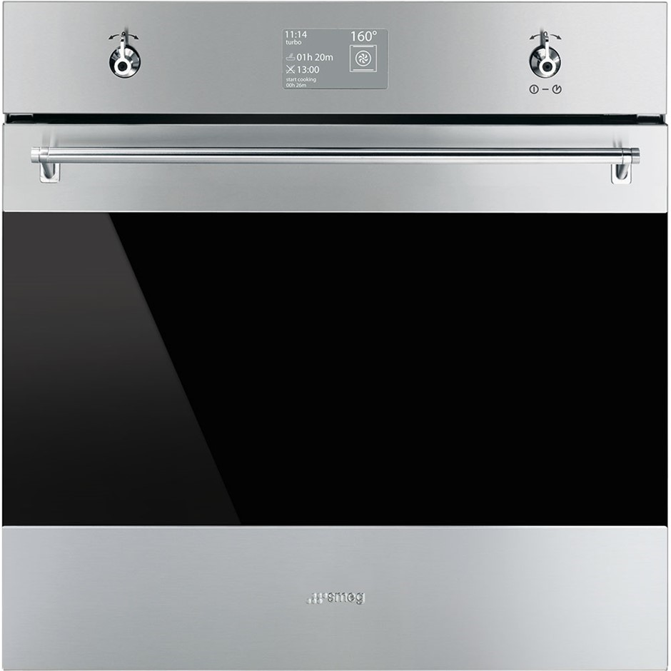 Smeg 60cm Electric Wall Oven, Model: SFPA6395X