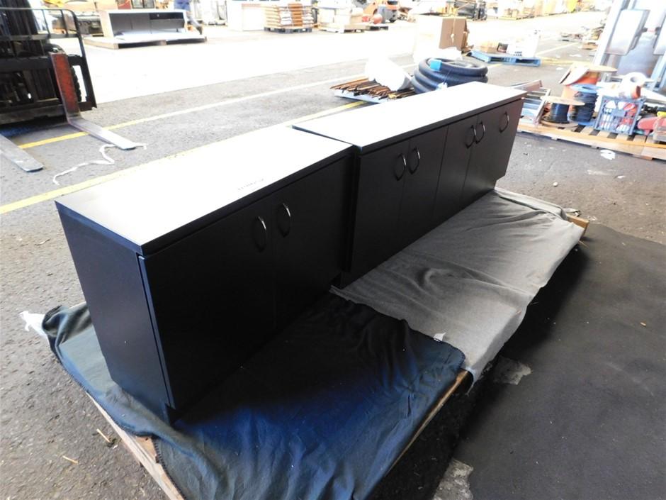 Qty 2 x Wall Cabinets