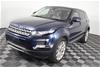 2012 Land Rover Range Rover Evoque Si4 PURE Automatic Wagon 116,615km