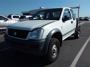 2006 Holden Rodeo LX RA Automatic Extra