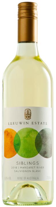 Leeuwin Estate Siblings Sauvignon Blanc 2018 (12 x 750mL), WA.