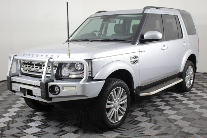 2015 Land Rover Discovery 3.0 SDV6 HSE Series 4 T/Diesel Auto