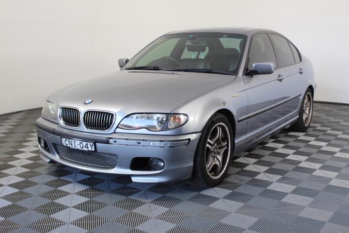 2004 BMW 3 25i E46 Automatic Sedan