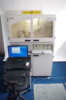 2003 GBC MMA X-Ray Power Diffractometer