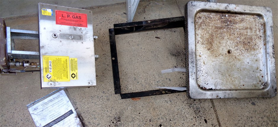 Christie Park Gas BBQ System