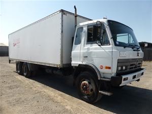 1996 Nissan Diesel UD CPC15 6x2 Pantech