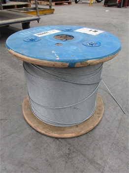 New Nobles Galvanised Steel Cable