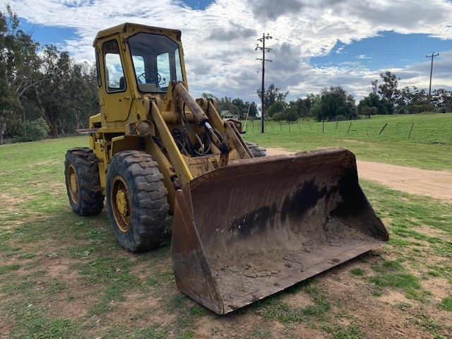 M60 Articulated Melcolm Moore Loader