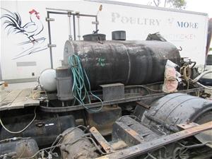 Truck Body Bitomen Tanker