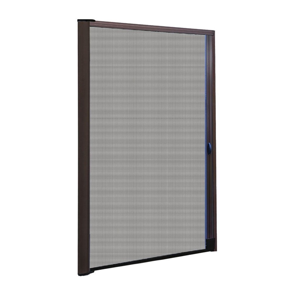Instahut Retractable Magnetic Fly Screen Door Mesh Sliding 1.2m x 2.1m