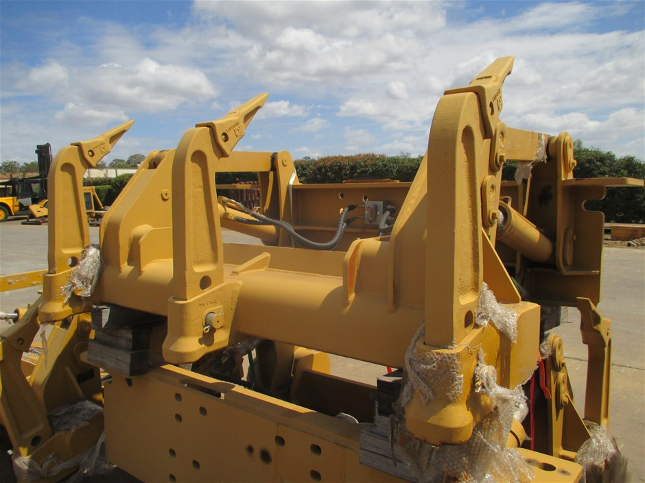 Unused Bedrock 950GC/950G/950H/950K/950M Ripper Attachment
