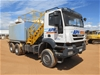 2012 Iveco 450 6 x 6 Water Truck
