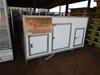 Insulated Food Truck Body, semi prepared