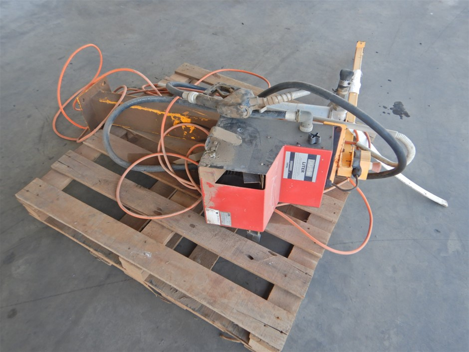 2012 Adams Fuel Pump (Pooraka, SA)