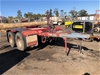 2008 Moore Tandem Axle Road Train Dolly