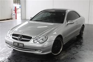 2003 Mercedes Benz CLK500 Avantgarde C20