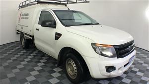 2012 Ford Ranger XL 2.2 (4x2) PX Turbo D