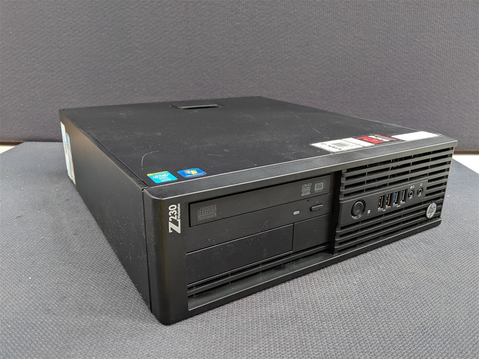 HP Z230 SFF Workstation Small Form Factor (SFF) Desktop PC