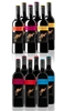 Yellow Tail Mixed Red Favourites Dozen (12x 750mL) SEA