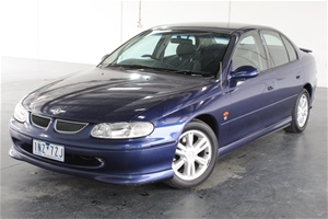 1999 Holden Commodore S VT Manual Sedan