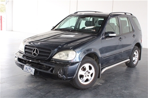 2003 Mercedes Benz ML 350 (4x4) W163 Aut