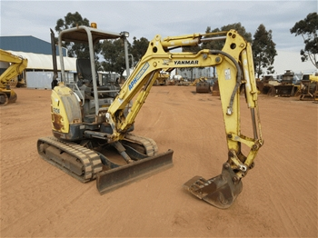 2007 Yanmar V1027 Mini Excavator