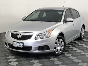 2012 Holden Cruze CD JH Automatic Hatchb