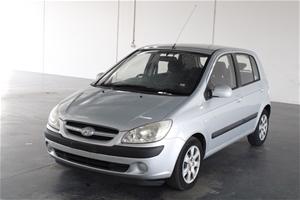 2007 Hyundai Getz 1.6 TB Automatic Hatch