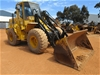 2004 Kawasaki TMV65 Tool Carrier Loader with Bucket and Attachments