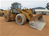 2000 TCM L35 Articulated Wheel Loader with Bucket