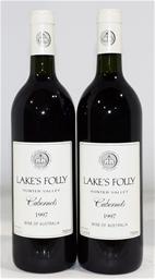 Lakes Folly Cabernets 1997 (3x 750ml)
