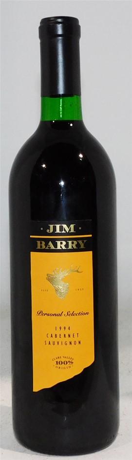 Jim Barry 'Personal Selection' Cabernet Sauvignon 1994 (6x 750ml)