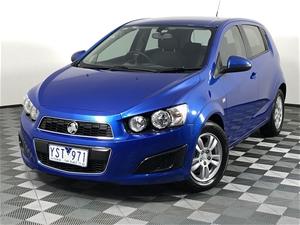 2011 Holden Barina TM Manual Hatchback