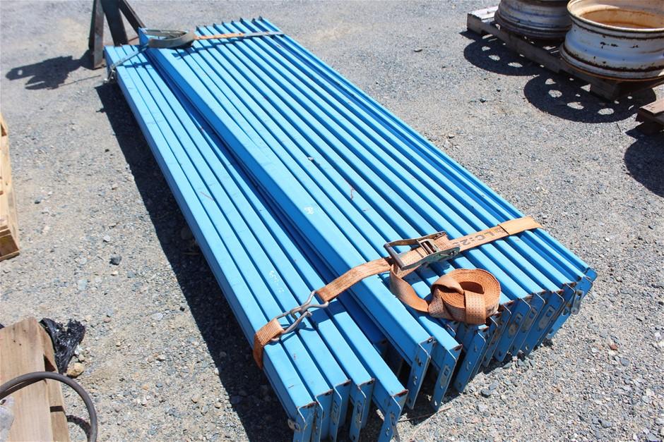 Quantity of Pallet Rack Load Beams