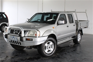 2004 Nissan Navara ST-R (4x4) D22 Turbo