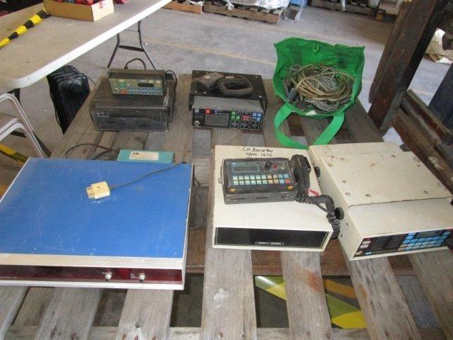 QTY HF Radio's and Antenae