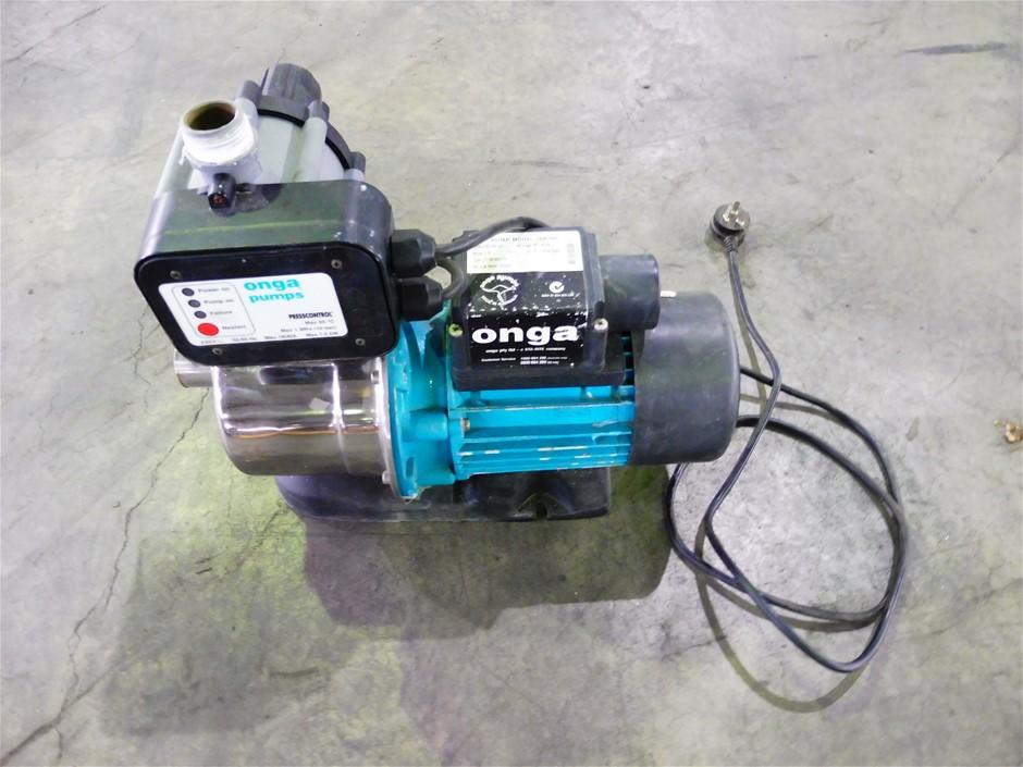 Onga JSP100 Irrigation Pump (Pooraka, SA)