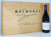 Rosemount `Balmoral` Syrah 1995 (6x 750ml), McLaren Vale. Cork
