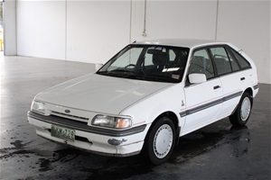 1989 Ford Laser Automatic Hatchback