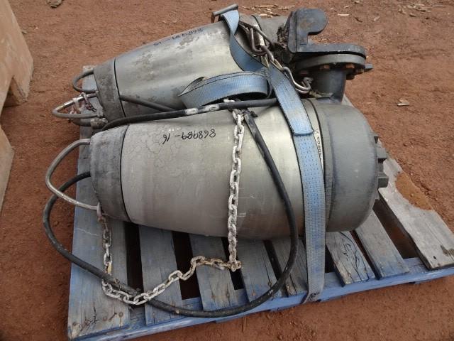 Submersible Pump, Grundfos