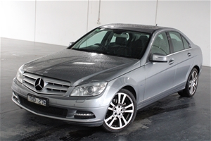 2011 Mercedes Benz C220 Avantgarde W204