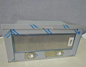 Smeg 60cm Retractable Stainless Steel Rangehood