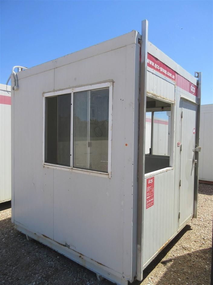 3.6 x 3m Transportable Office Building (Location: Muchea, WA)