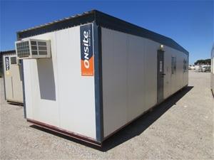 12m x 3m Transportable Office Building (