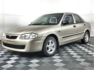 2000 Mazda 323 Protege Shades BJ Sedan
