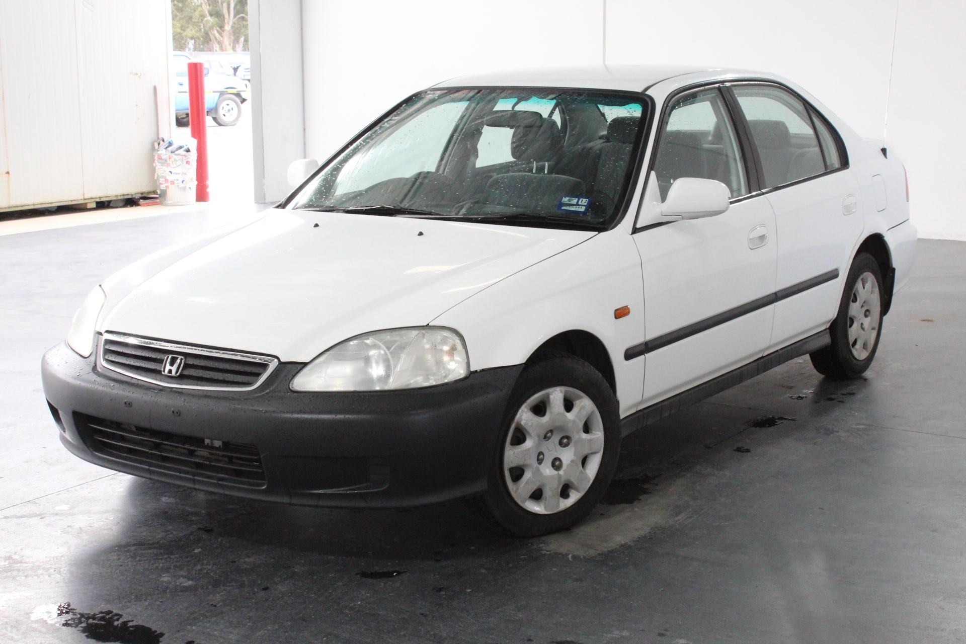 2000 Honda Civic GLi 6th Gen Automatic Sedan
